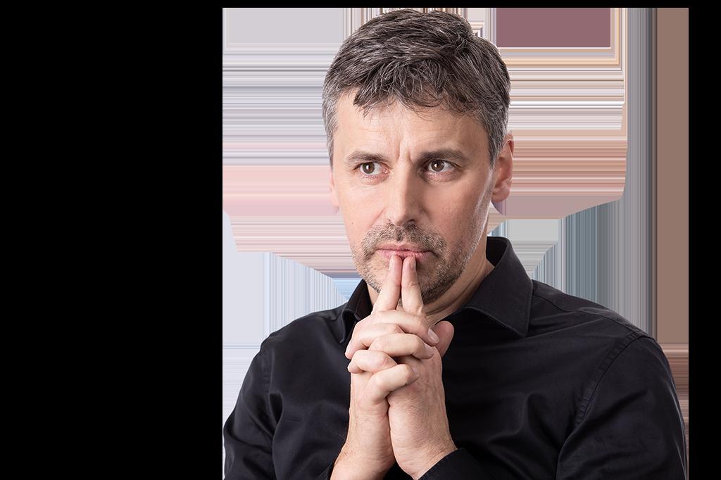 Stefan Dietz nachdenklich: wenn die Menschen an der Spitze das Problem sind...